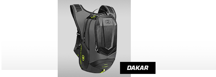 Picture of the Dakar 3L Hydratation Pack from Ogio