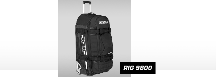 Picture of the Rig 9800 travel bag from Ogio