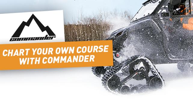 Commander Tracks
