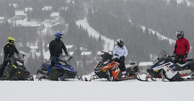 snowmobile brands