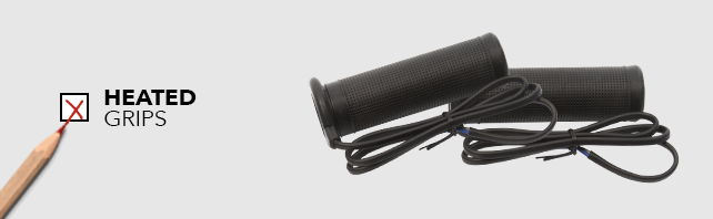 KIMPEX HEATED GRIPS