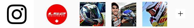 LS2 Canada - Compte Instagram - https://www.instagram.com/ls2.helmets.canada/