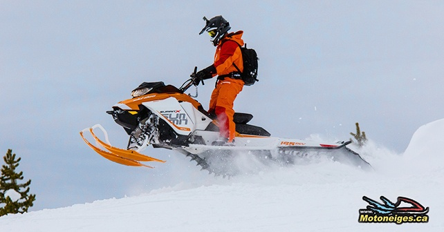 Backcountry snowmobiling risks