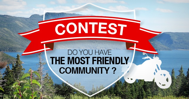 Rider Friendly Community Contest