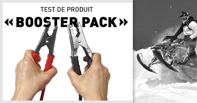 KimpexNews - Test de produit - « Booster Pack »